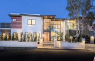 $9.495 Million Contemporary Home In Los Angeles, CA