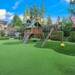 Playground & Putting Green