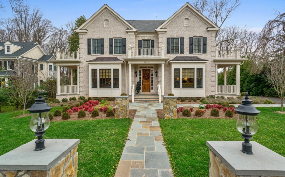 $3.2 Million Brick Home In McLean, VA