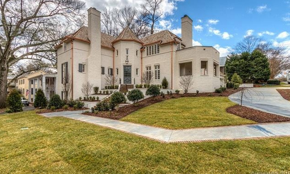 $2.5 Million Newly Built Brick Home In Charlotte, NC