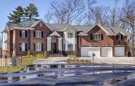 $2.995 Million Newly Built Brick Colonial Mansion In Andover, MA