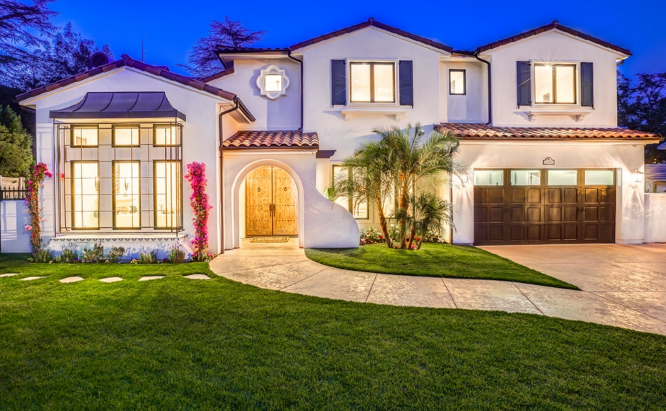 $3.3 Million Newly Built Home In Encino, CA
