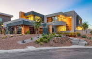 $3.95 Million Newly Built Contemporary Home In Las Vegas, NV
