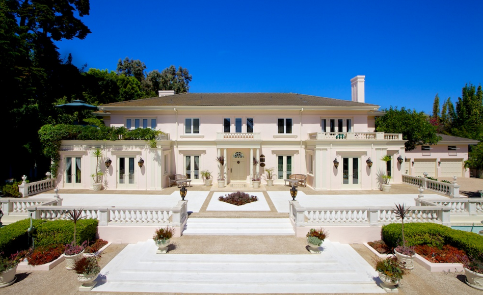 Rosecroft – A Historic 15,000 Square Foot Mansion In San Diego, CA