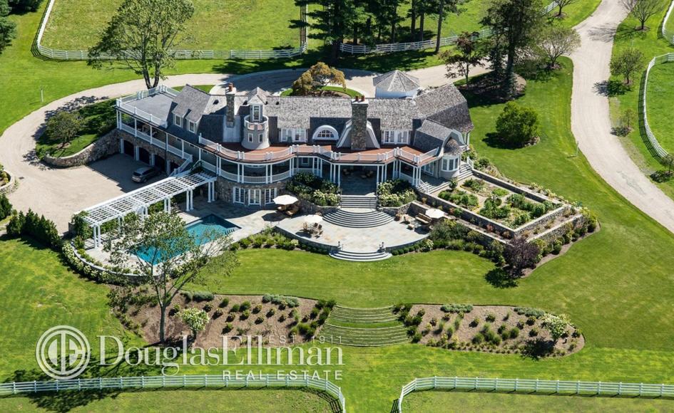 $21 Million Equestrian Estate In Greenwich, CT