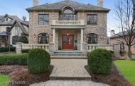 $1.8 Million Brick Home In Naperville, IL