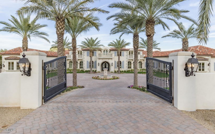 $12.5 Million Newly Built Mansion In Paradise Valley, AZ