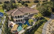 $2.95 Million Country Club Mansion In Trinity, FL