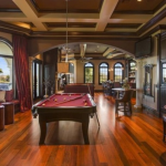 Billiards Room w/ Wet Bar