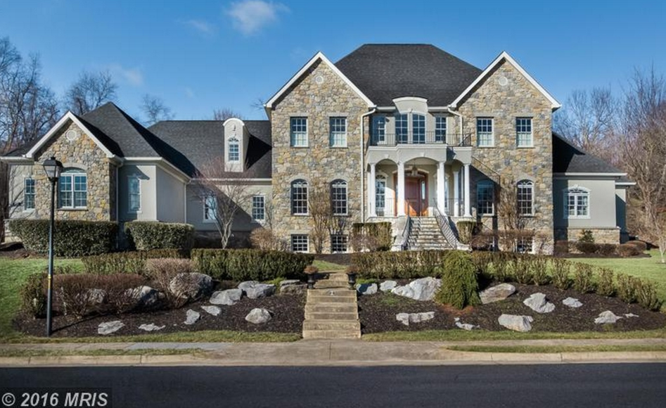 Stone & Stucco Mansion In Winchester, VA For Just $1.2 Million