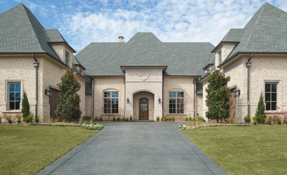 $2.1 Million Newly Built Stone & Brick Mansion In McKinney, TX