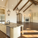 Family Room & Gourmet Kitchen