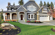 $3.3 Million Newly Built Craftsman Style Home In Bellevue, WA