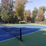 Tennis/Basketball Court