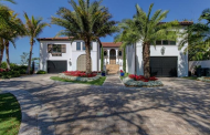 $6.2 Million Newly Built Mediterranean Waterfront Home In Tampa, FL