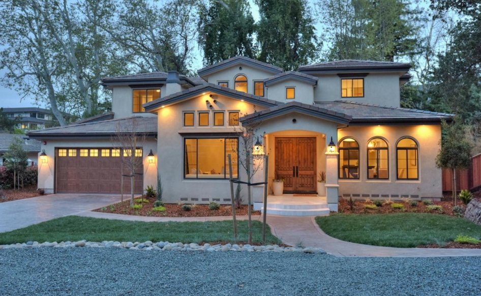 $4.495 Million Newly Built Home In Saratoga, CA