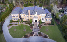 13,000 Square Foot Brick Mansion In Franklin, TN