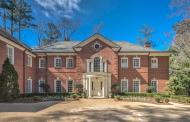 $4.275 Million Brick Mansion In Atlanta, GA