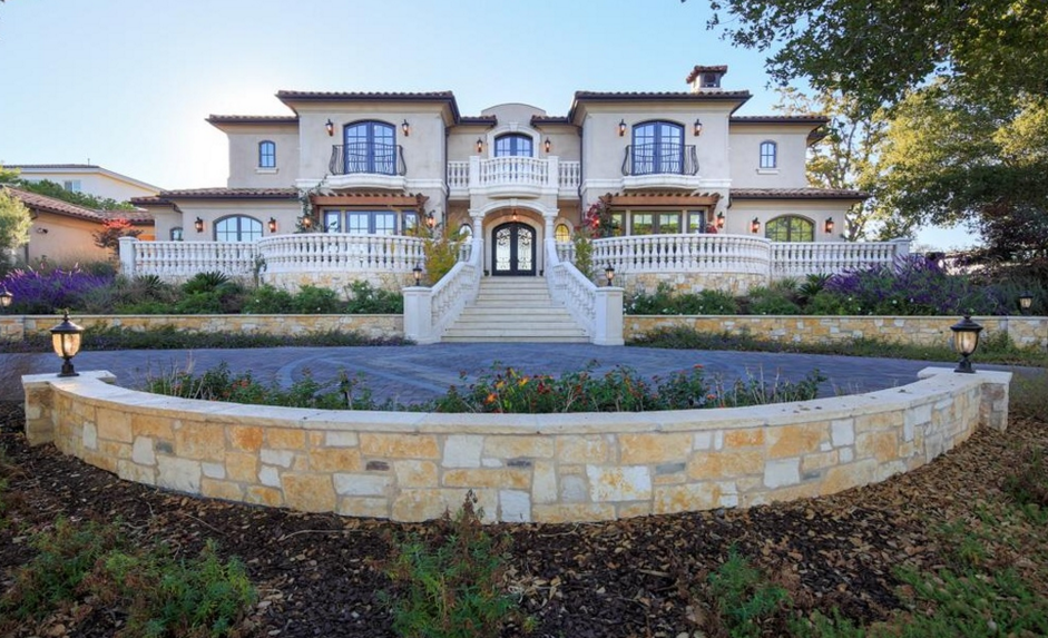 $7.3 Million Newly Built Home In Palo Alto, CA