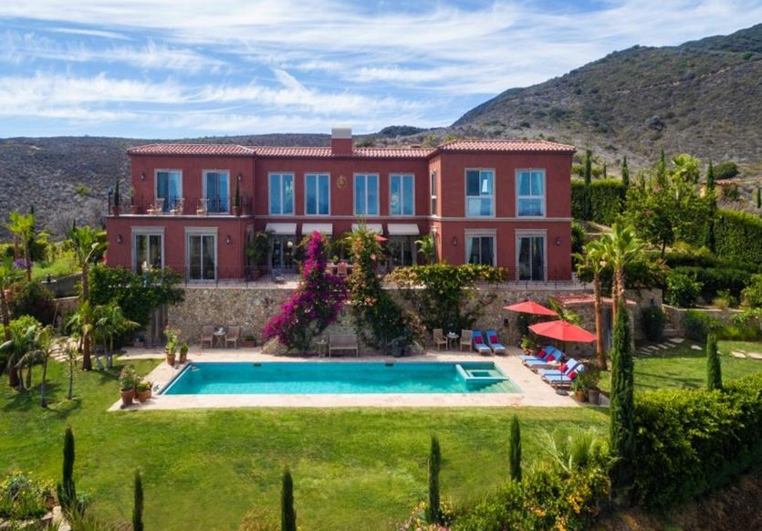 $5.995 Million Newly Built Mediterranean Home In Malibu, CA