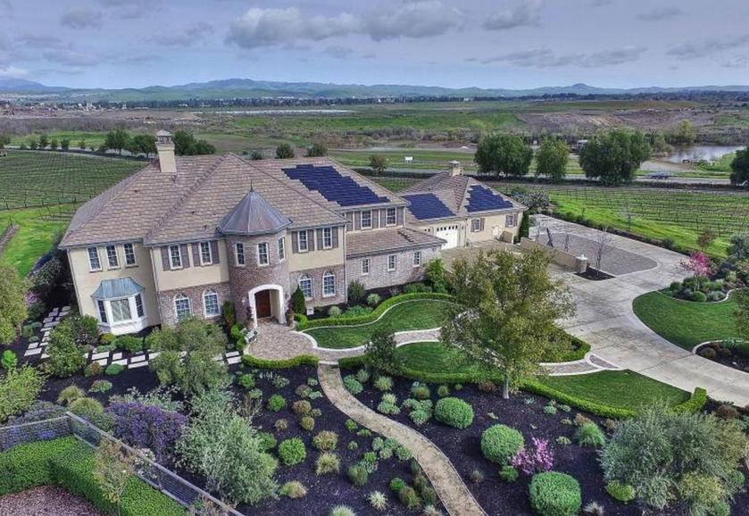 $3.4 Million Home In Pleasanton, CA