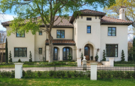 $4.2 Million Newly Built Mediterranean Mansion In Dallas, TX