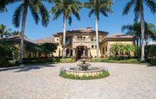 $6.495 Million Mediterranean Country Club Home In Naples, FL