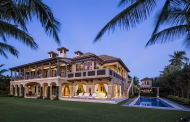 $40+ Million Newly Built Beachfront Mansion In Naples, FL