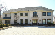 $3.595 Million Brick Home In Cresskill, NJ