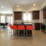 Lower Level Rec Room w/ 2nd Kitchen
