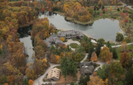 $30 Million Grand Estate In Fort Wayne, IN