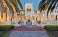 Villa Zafirro – A Tuscan Inspired Mansion In Sorrento, FL
