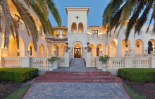 Villa Zafirro – A Tuscan Inspired Mansion In Sorrento, FL