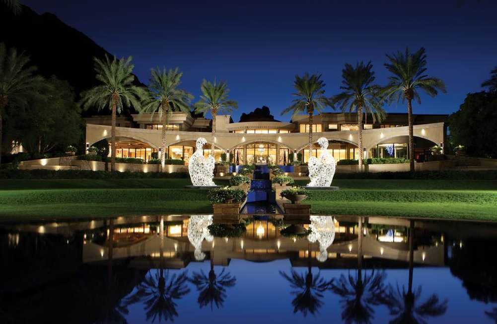 Villa Paradiso – A $35 Million Mega Mansion In Paradise Valley, AZ