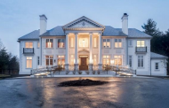 $4.9 Million Colonial Mansion In Weston, MA