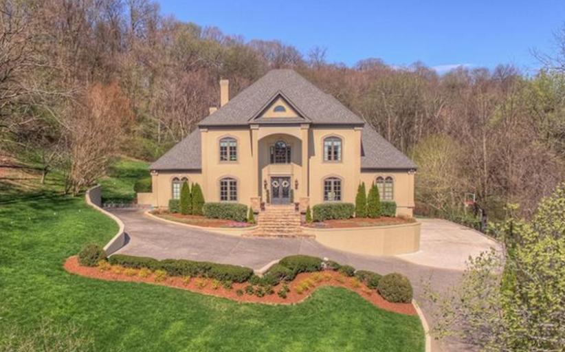 $1.8 Million Mansion in Brentwood, TN