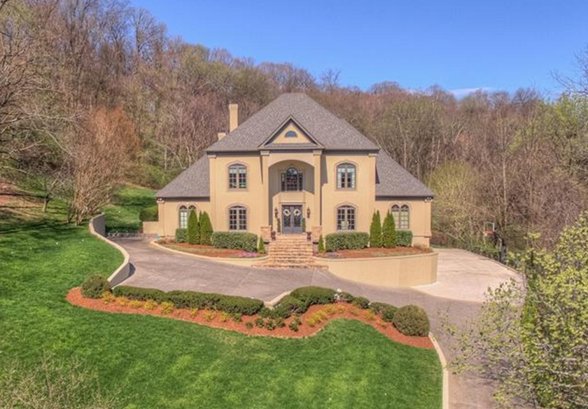 $1.8 Million Mansion in Brentwood, TN