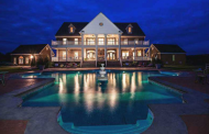 $1.9 Million Plantation Style Mansion In Ivor, VA