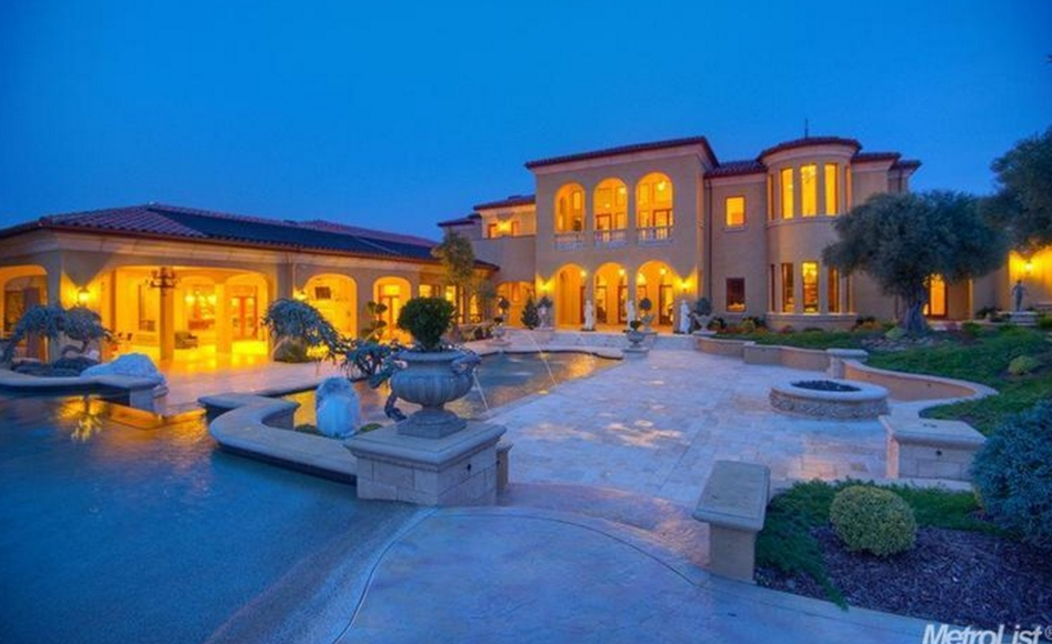 15 000 Square Foot European Inspired Mansion In Granite