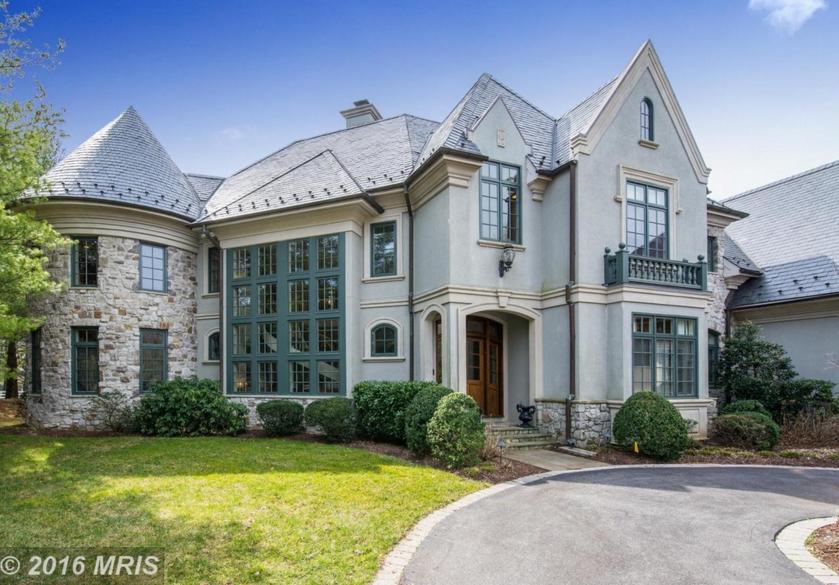 $2.895 Million Mansion In Potomac, MD
