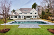 $3.875 Million Newly Built Shingle Home In Westport, CT