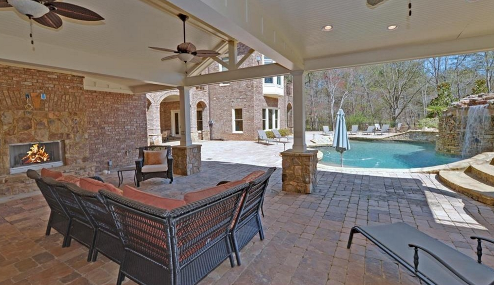 17 000 Square Foot Country Club Mansion In Braselton Ga