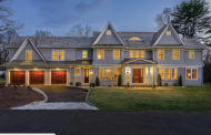 $3.295 Million Newly Built Colonial Mansion In Westport, CT
