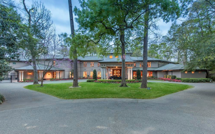 $13.5 Million Contemporary Mansion In Houston, TX