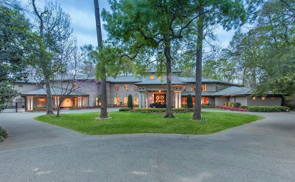 $13.5 Million Contemporary Mansion In Houston, TX