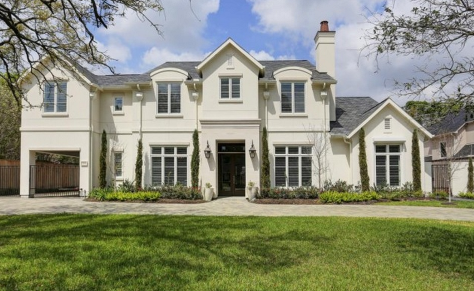 $3.5 Million Newly Built French Inspired Home In Houston, TX