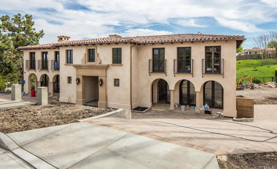 $4.995 Million Newly Built Home In Palos Verdes Estates, CA