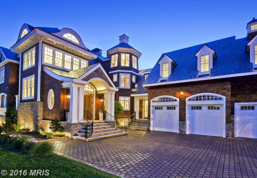 $3.8 Million Waterfront Home In Ocean City, MD