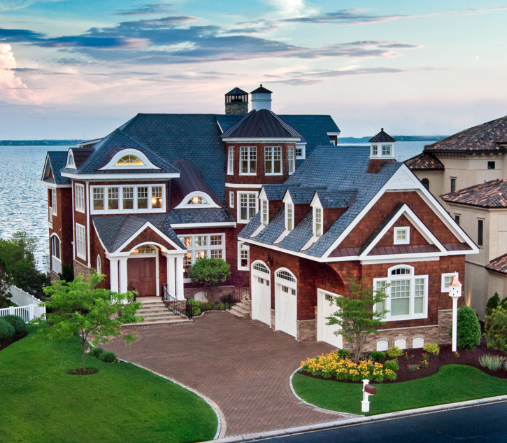 3 8 million waterfront home in ocean city md homes of House builders in maryland