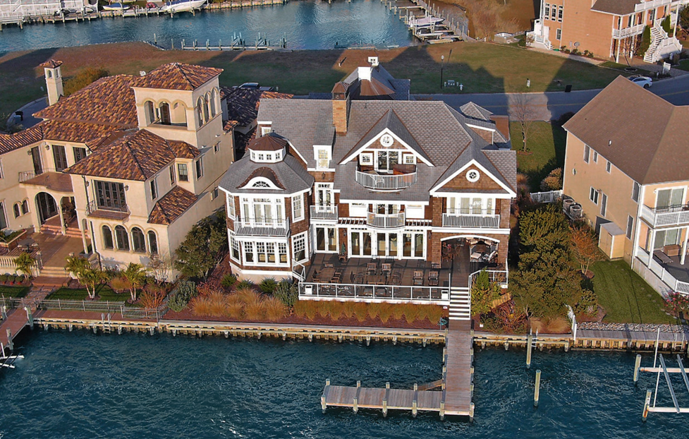 3 8 Million Waterfront Home In Ocean City Md Homes Of